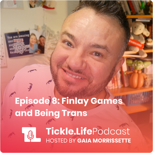 Episode 8: Finlay Games and being Trans