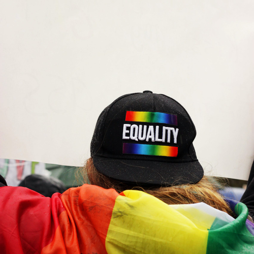 Woodhull Joins LGBTQ Organizations United to Combat Racial Violence