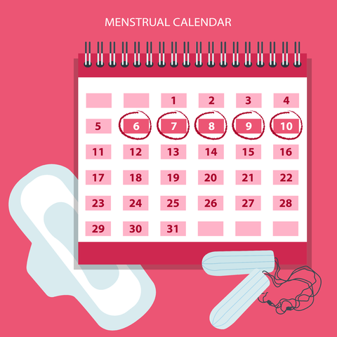 Three myths society tells us about periods