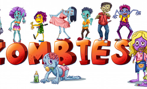 Let's Talk About Zombies—and Masks and Comics