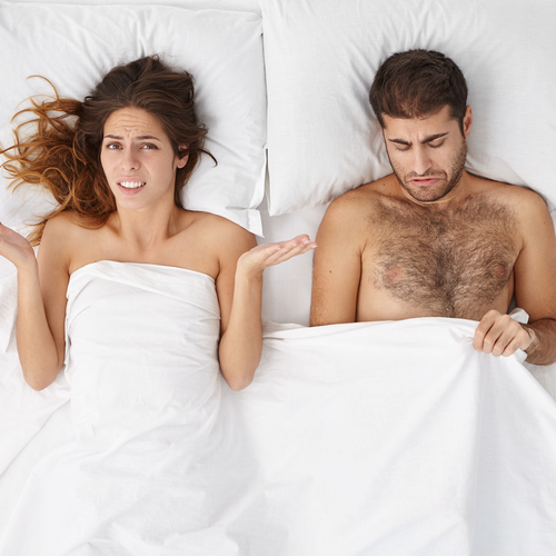 How to deal with your partner's erectile dysfunction?