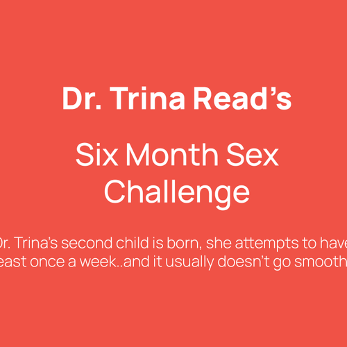 Week #1: How Do We Make Time For Sex?