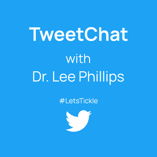 TweetChat with Dr. Lee Phillips