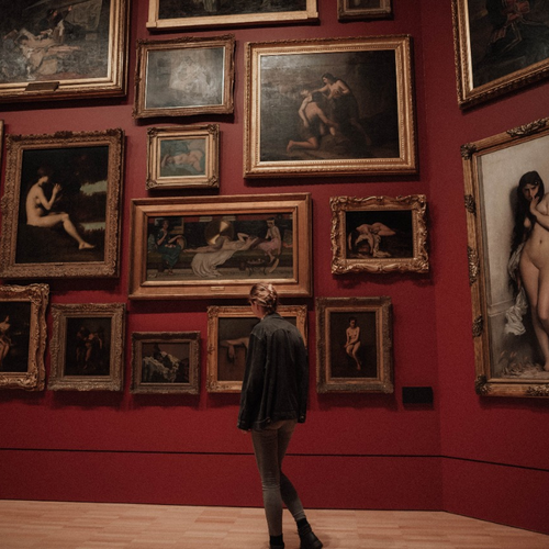 The Intersection of Art and Sexuality: A Historical Overview
