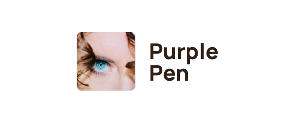 Purple Pen