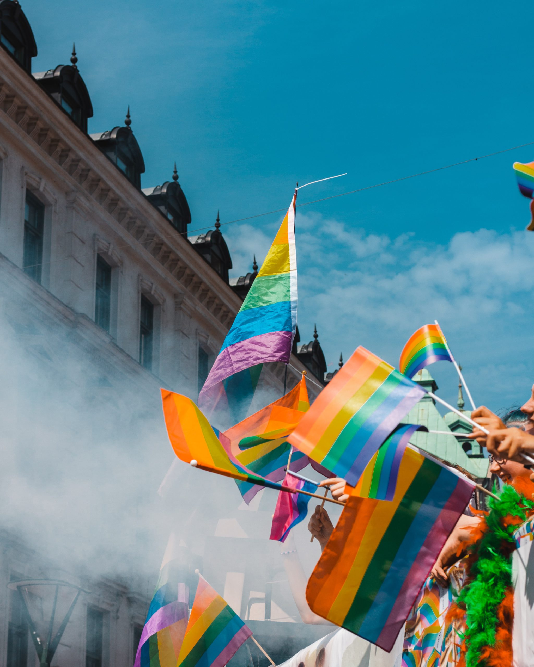 Trans activists challenge law banning gender recognition in Hungary, burn birth certificates