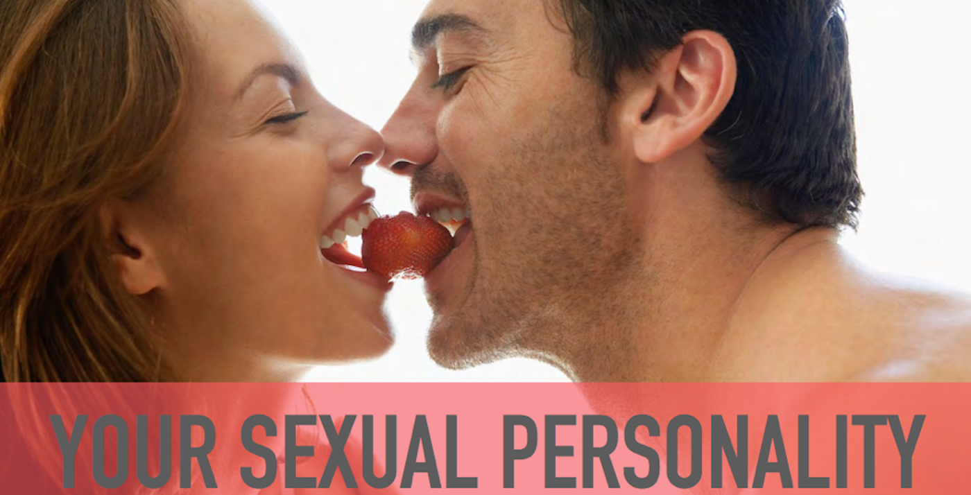 What's Your Sexual Personality?