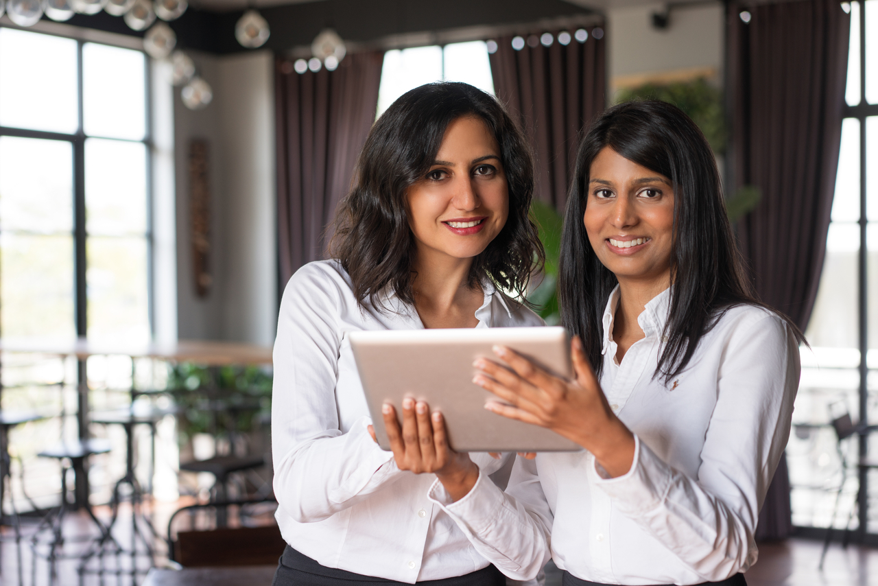How are young women building India?