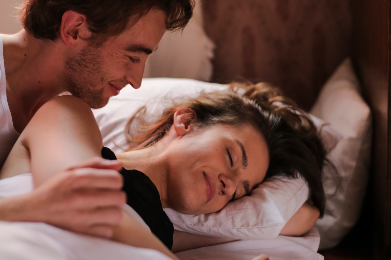 Taking the lead can act as a tip for great sex