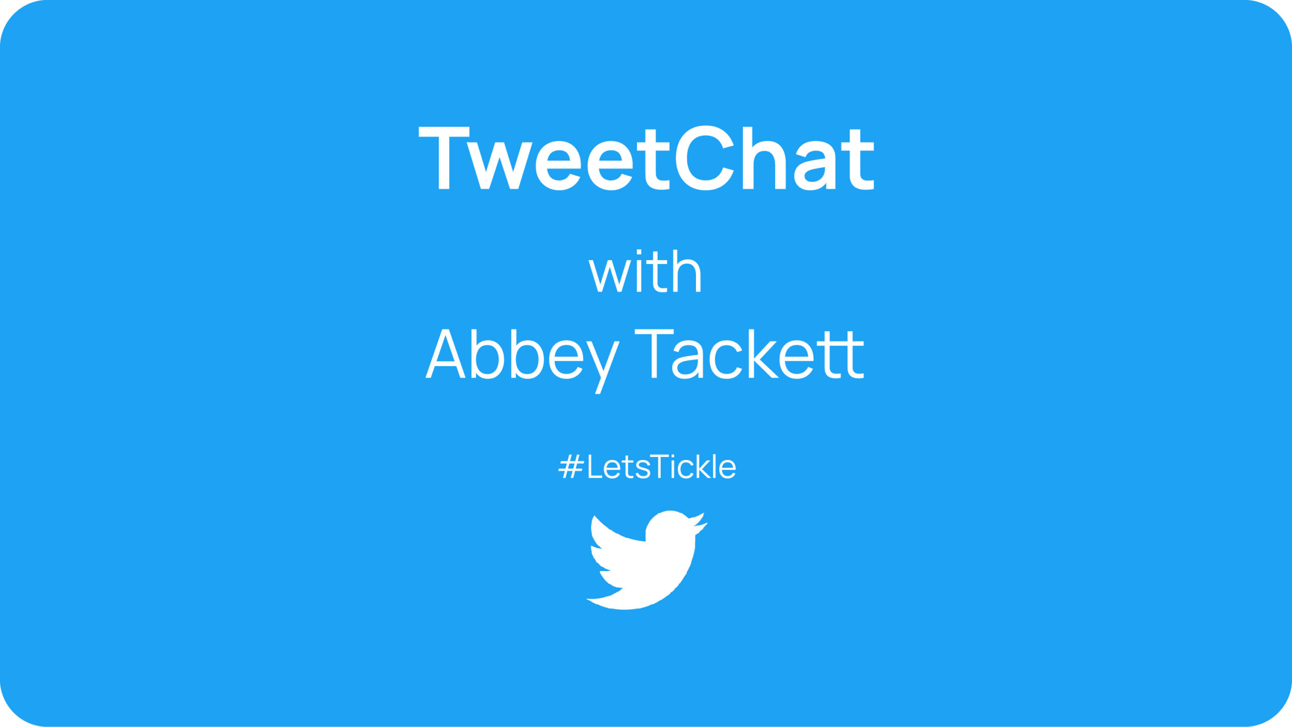 TweetChat with Abbey Tackett: Being a Transgender Women