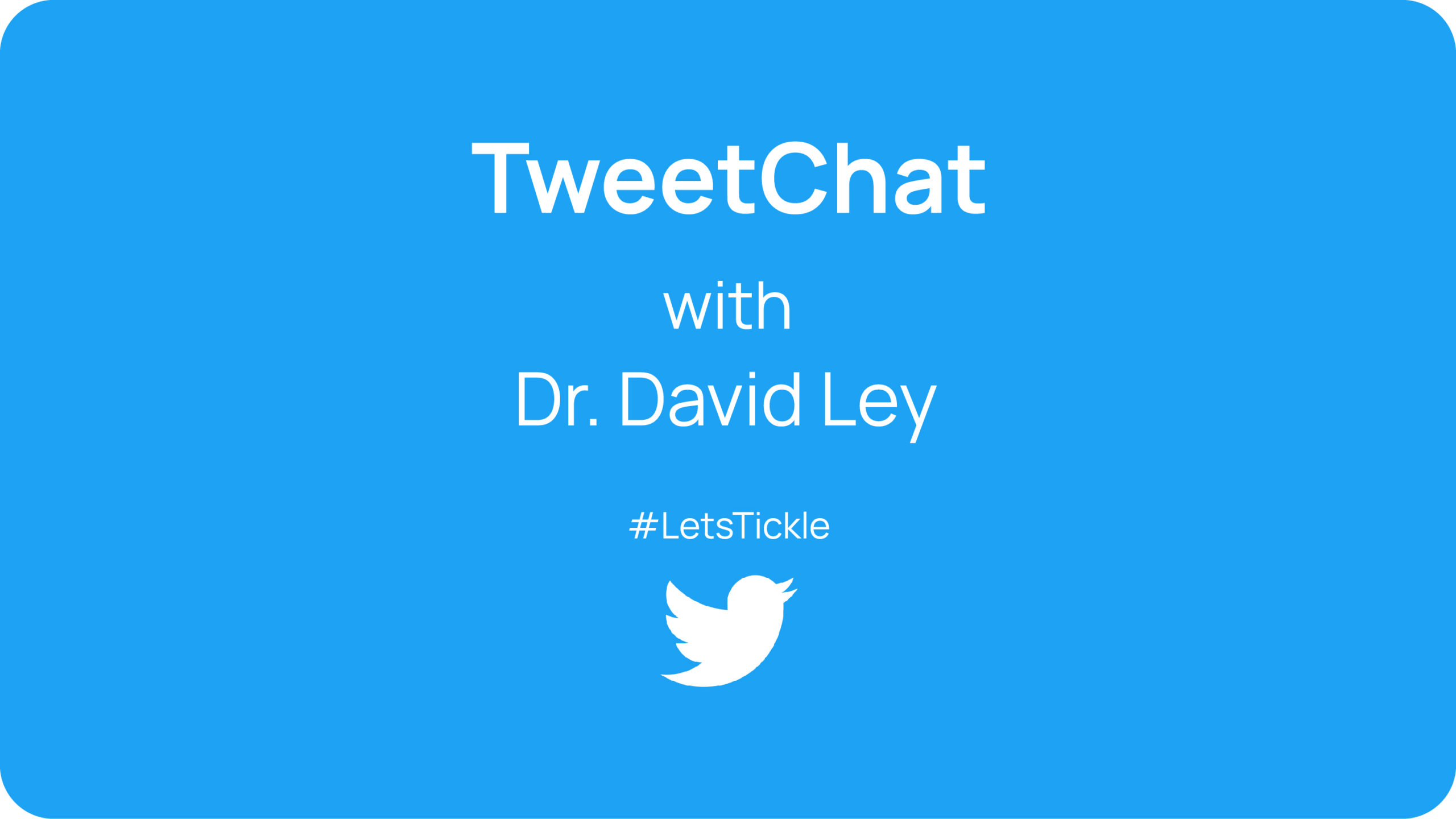 TweetChat with Dr. David Ley - Is Pornography Use Healthy?