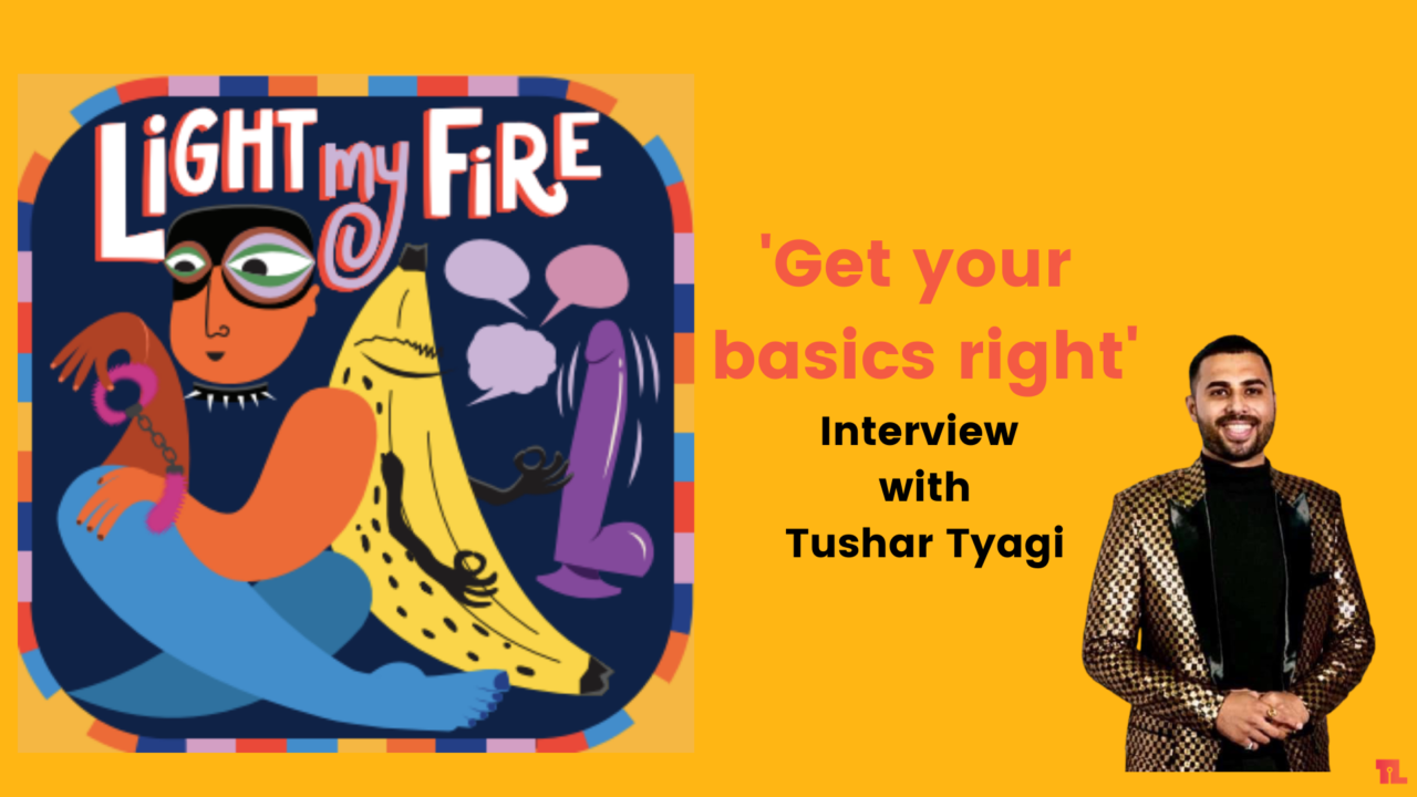 interview with tushar tyagi