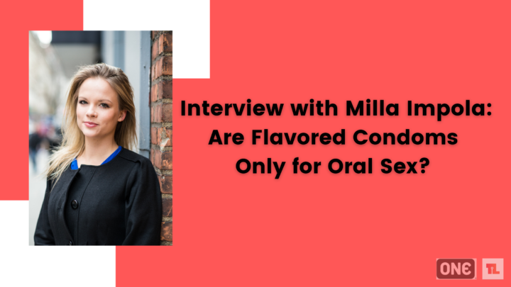 interview with one condoms_flavored condoms_tickle.life