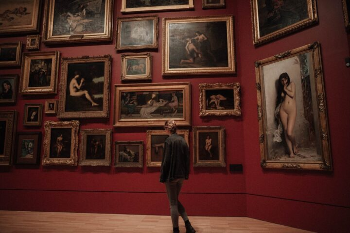 erotic art and sexuality in paintings